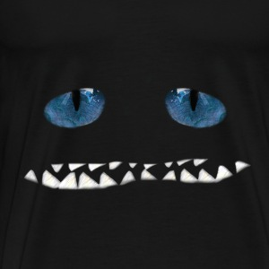 Unhappy creature contrast colour hoodie - Men's Premium T-Shirt