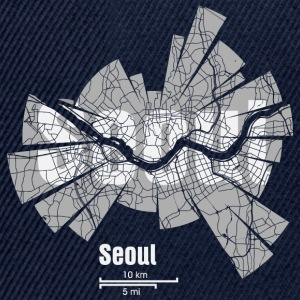 Seoul Tee shirts - Casquette snapback