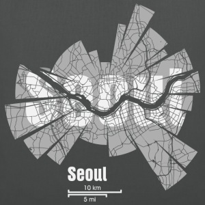 Seoul Tee shirts - Tote Bag