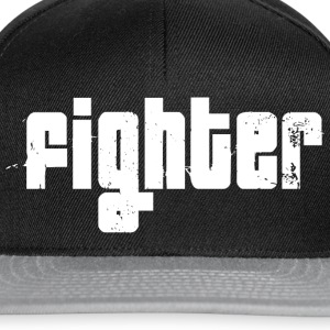 Fighter - Snapback Cap