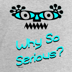 WhySoSerious T Shirt - Men's Sweatshirt by Stanley & Stella