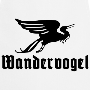Wandervogel text T-shirts - Keukenschort