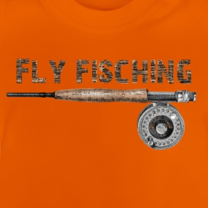 Fly fishing Shirts - Baby T-shirt