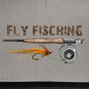 Fly fishing T-Shirts - Snapback Cap