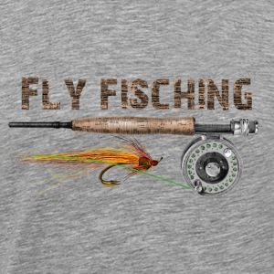 Fly fishing Vêtements de sport - T-shirt Premium Homme
