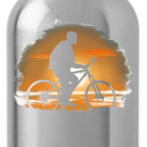 Bicycle trip Shirts - Water Bottle
