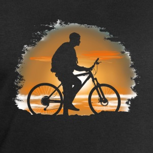 Bicycle trip Long sleeve shirts - Men's Sweatshirt by Stanley & Stella