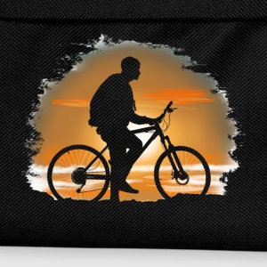Bicycle trip Long sleeve shirts - Kids' Backpack