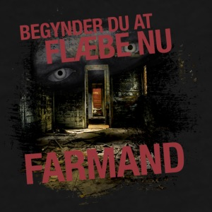Farmand - Herre premium T-shirt