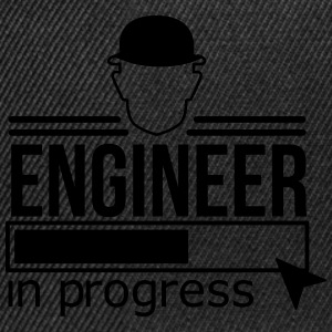engineer T-Shirts - Snapback Cap