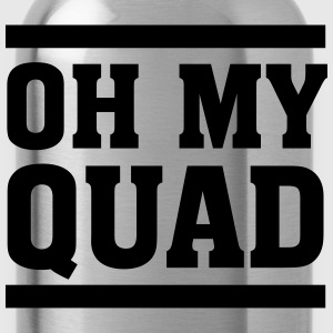 Oh My Quad Tee shirts - Gourde
