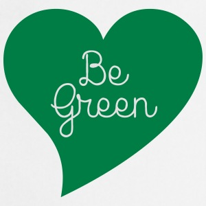 Be Green T-shirts - Forklæde