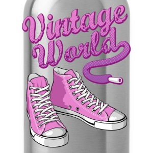 Vintage World - Water Bottle