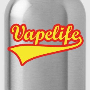 Vape Design Vapelife T-Shirts - Water Bottle