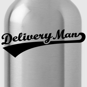 Delivery man T-Shirts - Trinkflasche