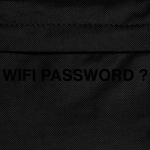 wifi password ? Hoodies & Sweatshirts - Kids' Backpack