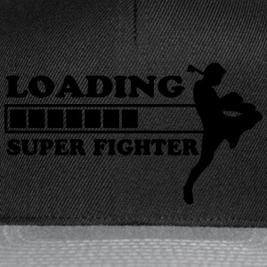 super fighter loading - Snapback cap