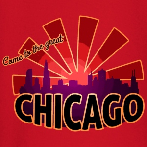 come to great chicago T-Shirts - Baby Langarmshirt
