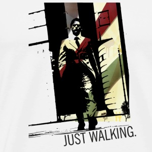 Just Walking | Keep Walking - Männer Premium T-Shirt