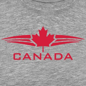 CANADA WINGS Pullover & Hoodies - Männer Premium T-Shirt