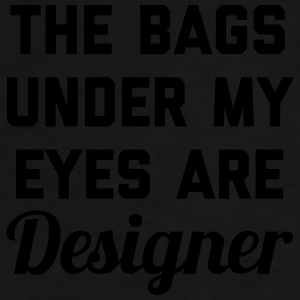 Designer Bags Funny Quote Kasketter & Huer - Herre premium T-shirt