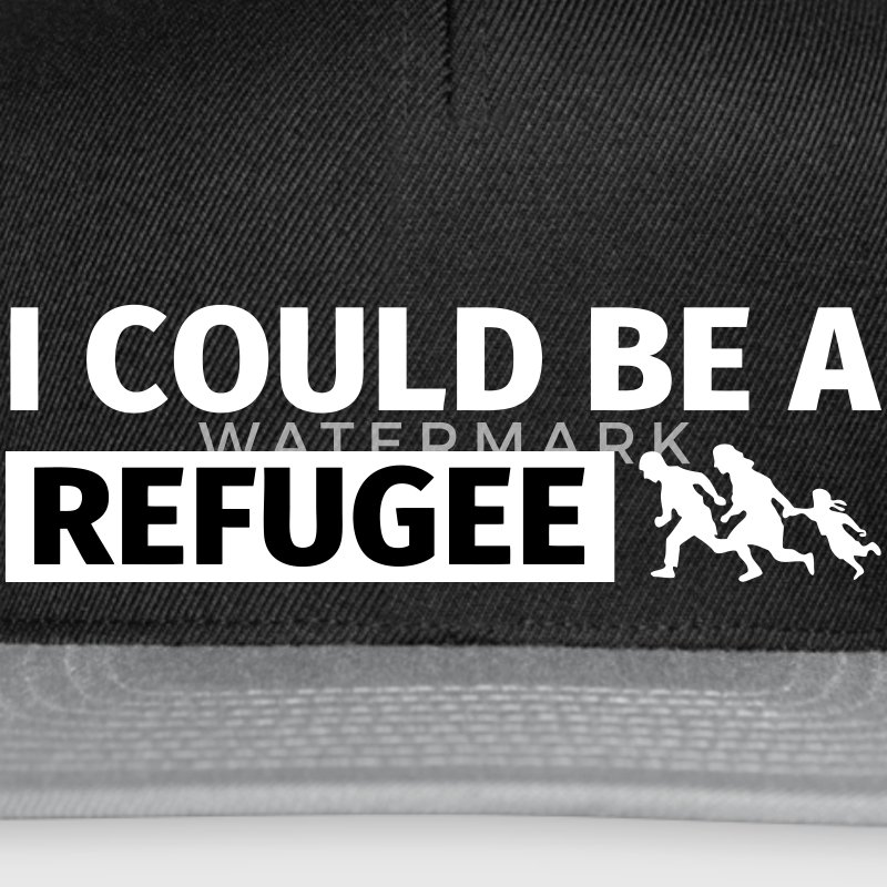 I could be a refugee Caps & Hats - Snapback Cap