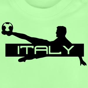 Italy Fußball Tops - Baby T-Shirt