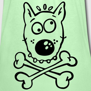 Pirate Dog Hoodies & Sweatshirts - Women's Tank Top by Bella