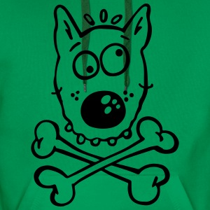 Pirate Dog Shirts - Men's Premium Hoodie