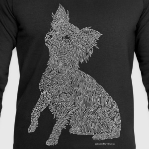 Chihuahua t-shirt - Men's Sweatshirt by Stanley & Stella