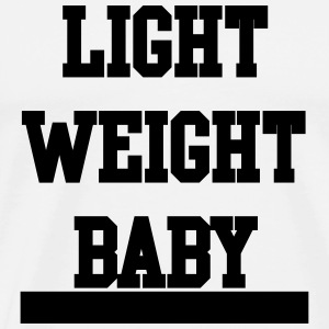 light weight baby - Männer Premium T-Shirt