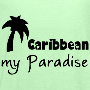 Caribbean Paradise T-Shirts - Women's Tank Top by Bella