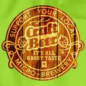 Craft Beer T-Shirts - Drawstring Bag