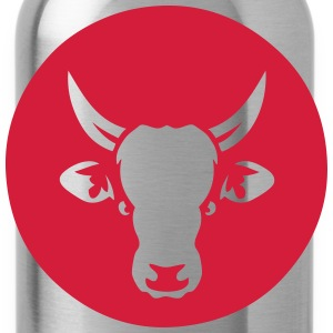 Bull icon 28042 T-Shirts - Water Bottle