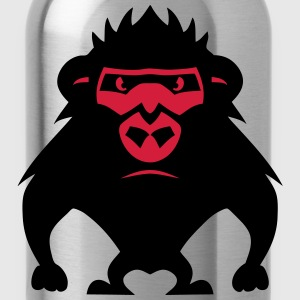 Gorilla drawing 27042 T-Shirts - Water Bottle