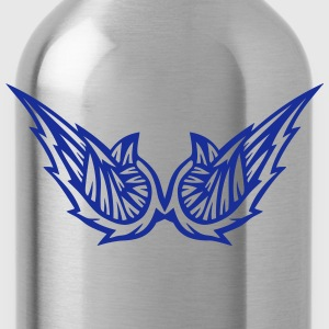wing  2704 T-Shirts - Water Bottle