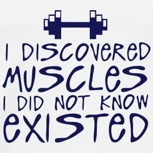 discovered muscles did not existed  Sports wear - Men's Premium T-Shirt