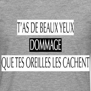 OREILLE Tee shirts - T-shirt manches longues Premium Homme