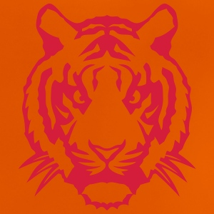 tiger head 2604 Shirts - Baby T-Shirt