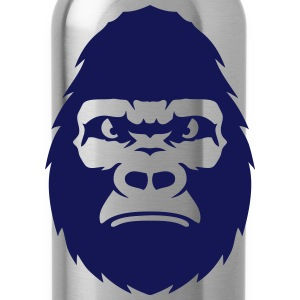 Gorilla animal T-Shirts - Water Bottle