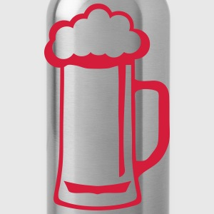 Beer glass 26  Aprons - Water Bottle