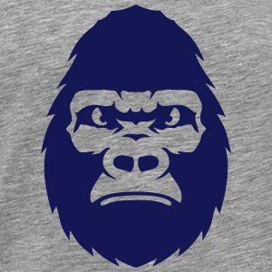 Gorilla animal Tops - Men's Premium T-Shirt