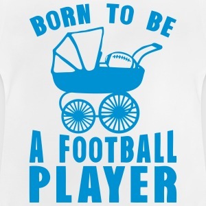 americain_football_landau_born_player_to Camisetas - Camiseta bebé