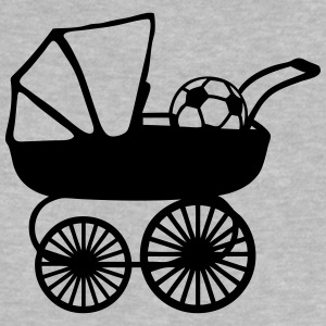 Football soccer landau balloon 0 Shirts - Baby T-Shirt