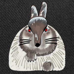 Evil bunny t-shirt for men - Snapback Cap
