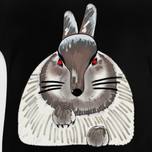 Evil bunny t-shirt for kids - Baby T-Shirt