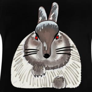 Evil bunny t-shirt for teens - Baby T-Shirt