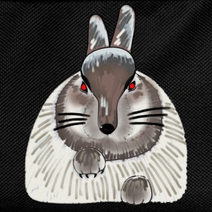Evil bunny t-shirt for teens - Kids' Backpack