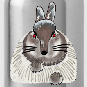 Evil bunny t-shirt for teens - Water Bottle