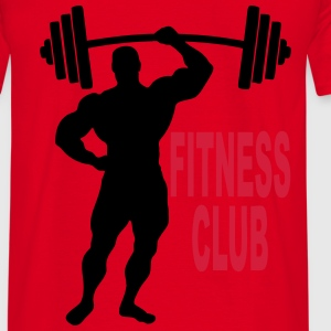 Fitness club 01 Sweat-shirts - T-shirt Homme